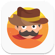 Cowboy Sticker for WAStickerApps
