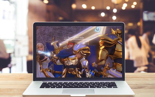 Guardian Kingdoms HD Wallpapers Game Theme