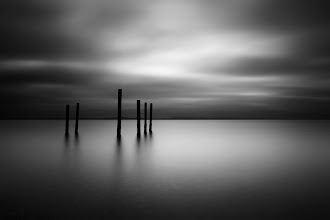 Photo: Lighthouse Park Pilings 16 - www.grantmurrayphotography.com  View LARGE here: http://www.grantmurrayphotography.com/Landscapes/i-Skv2Q3g/A  For #minimalmonday , curated by +Olivier Du Tré , #bwfineartle , curated by +Joel Tjintjelaar and +Julia Anna Gospodarou, #rectanglesaresexy , curated by the fabulous +Athena Carey and #photoextract , curated by +Jarek Klimek.  This image was created on a perfect day for long exposure photography in early January 2014, out at Point Roberts in Washington State. This is a fantastic spot, just across the Canadian/USA border and has a lot of opportunities for images, depending on tide times and light and cloud conditions.  The techie stuff:  Sony A850 D-SLR Zeiss 16-35mm Lens ISO: 100 Aperture: f/9 Exposure: 195 seconds Focal Length: 26mm Filters: Lee Big Stopper 10 stop ND filter, Lee 3 stop ND filter and Lee 3 stop hard grad ND filter Software: Photoshop CS6 and Google Silver Efex Pro 2  All thoughts and comments are always welcome.  © Grant Murray Photography Copyright  Please visit my website to view more of my images: http://www.grantmurrayphotography.com