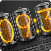 Neutron: Nixie Clock Widget