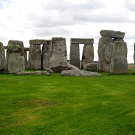 Stonehenge by Ingrid Anderson-Riley - Buildings & Architecture Public & Historical