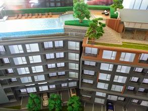 Photo: Model of 6th Avenue Surin Condominium
