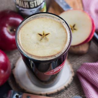 Velvet Apple Cocktail