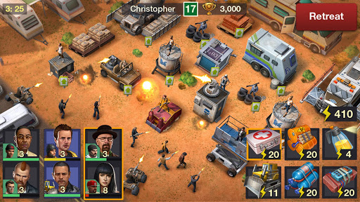 Breaking Bad: Criminal Elements - screenshot