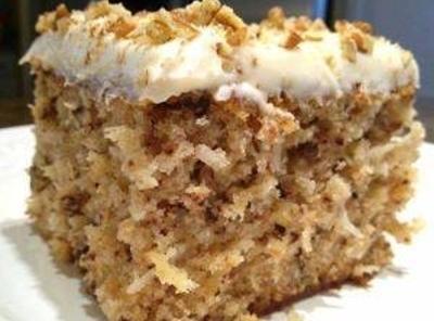 Sunday Rush Cake Recipe