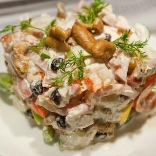 Spicy salad «Zest»