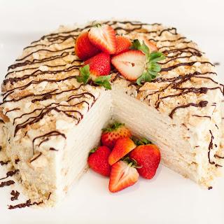 Torte Napoleon.
