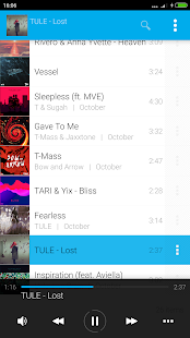 Avee Music Player (Pro) Screenshot
