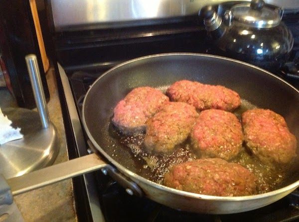 Spray a 16 inch skillet with non stick cooking spray, or cook in separate...