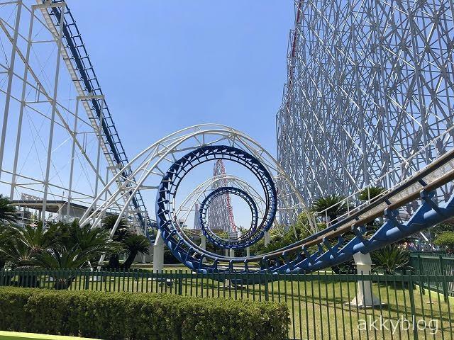 日本のジェットコースター絶叫ランキングBEST7!