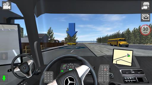 Mercedes Benz Truck Simulator  screenshots 24