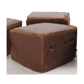 Chocolate Freezer Fudge.