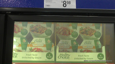Photo: The healthy choice right above it looked ok but not as good.