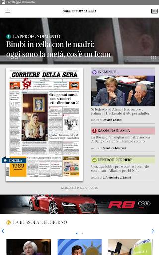 Corriere della Sera DE