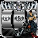Biker Slot Machine icon