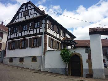 maison à Nordheim (67)
