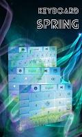 Screenshot of Spring Keyboard