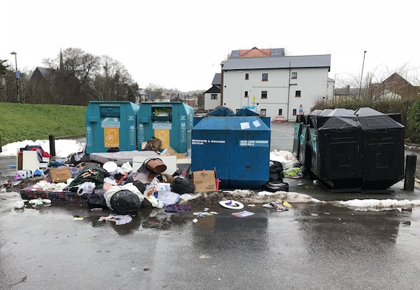 Council reiterates waste prosecution threat to householders
