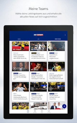Sky Sport screenshot 16