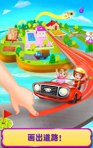 迷你道路——交通工具益智游戏