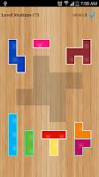 Screenshot of Tangram:block puzzle