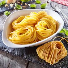 "Abbildung Spaghetti ""alla Chitarra"""