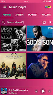Best Music Player Pro - Mp3 Player Pro for Android Screenshot