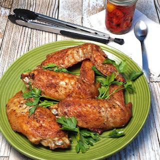 Turkey Wings & Turkey Stock Recipe