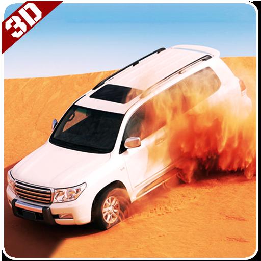 Dubai jeep Drift:Desert Legend