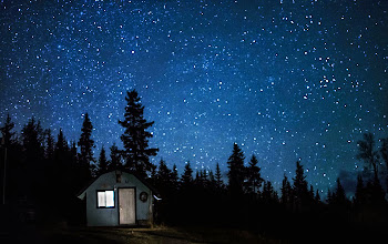 Photo: WINNER OF COMPETITION  Starry night by Donna Smith