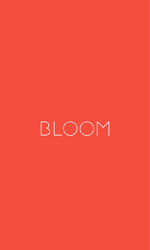 Bloom- screenshot