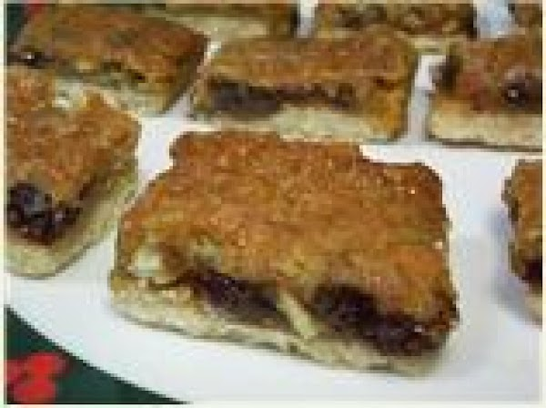 Old-fashioned Butter Tart Bars Recipe