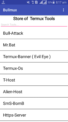 Free Download Bullmux - Commands and Tools for Termux 3 APK Android