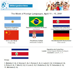 Photo: The Week of Foreign Languages, April 11 – 15, 2011