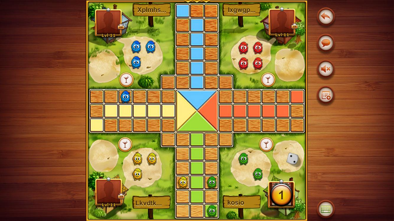 LUDO BY FORTEGAMES( Parchís )- screenshot