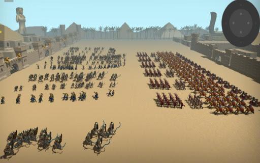 CLASH OF MUMMIES: PHARAOH RTS apkdebit screenshots 3