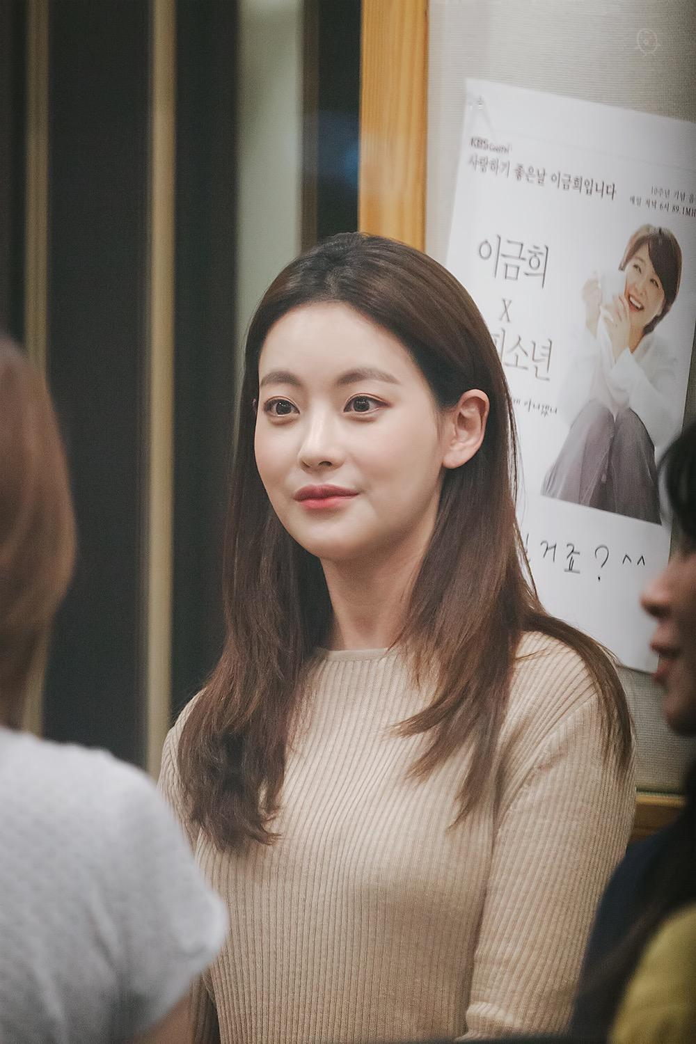 oh yeon seo filming professional 1
