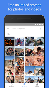 Google Photos Screenshot 1