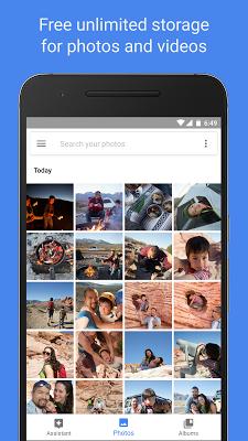 Google Photos - screenshot