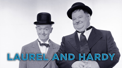 Laurel and Hardy Our Relations 1936 Color - YouTube