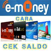 Tải Cara Cek Saldo E Money miễn phí