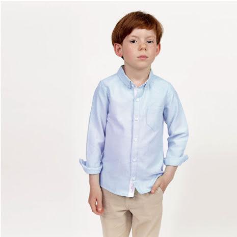 Orlando - Oxfordskjorta till barn