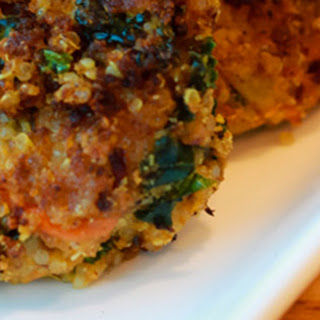 Quinoa Patties Recipe