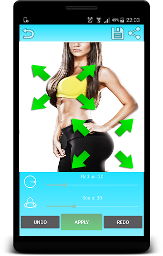 Body Shape Surgery Editor  screenshots 3