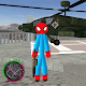 Download Flying-Spider StickMan Rope Hero Strange Gangster For PC Windows and Mac