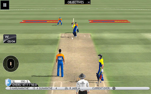 Ravindra Jadeja: Official Cricket Game 2.7 screenshots 8