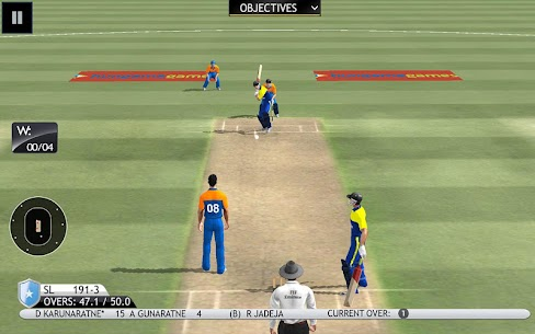 Ravindra Jadeja: Official Cricket Game 8
