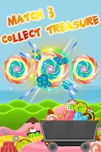 Candy Treasure Free screenshot 1