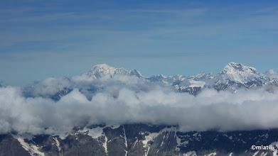 Photo: Mt. Blanc