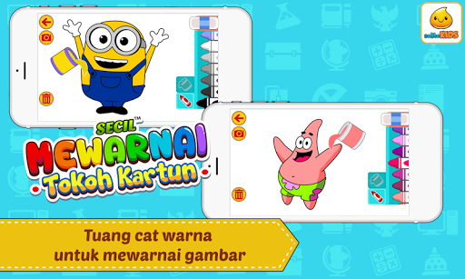 Mewarnai Kartun 1.0.3 screenshots 16